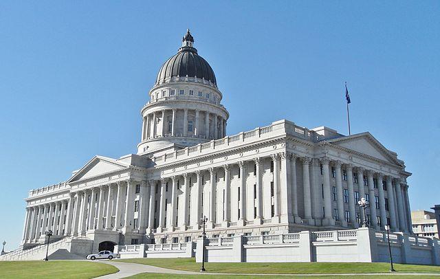 Utah Capitol Building Design Competiton